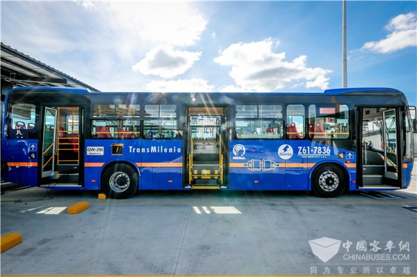 BYD Secures a Deal of 1,002 Units Electric Buses from Bogota