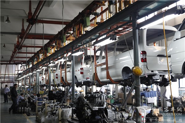 Golden Dragon to Deliver 1,220 Units Light Buses to Egypt