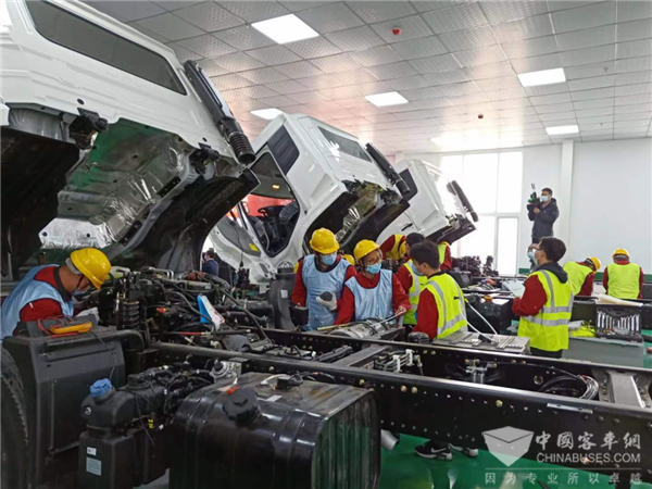 Dongfeng Cummins Sold 3,229 Units Diesel Engines with National VI Emission Standards in Jan.2021