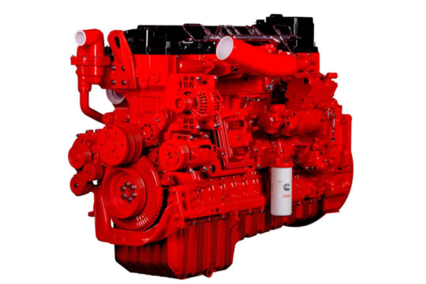 Dongfeng Cummins New Engine with a Heat Efficiency of 48% to Hit the Market in July