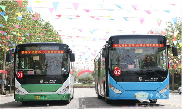 180+ Bus Drivers Participated in Zhongtong Cup Driving Skills Competition