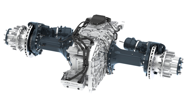 Allison Transmission and Emergency One Formalize Collaboration on Electric Axle Integration