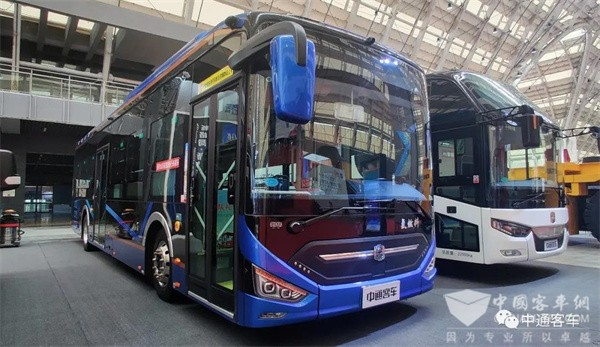 Zhongtong Displays Three Fist Products in Qingdao
