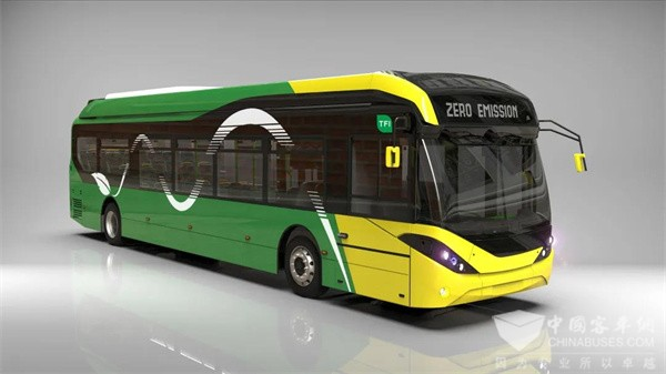 200 Units BYD ADL Enviro200EV Electric Bus to Work in Ireland in the Next Five Years
