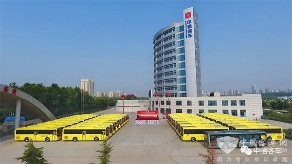 Zhongtong FASHION City Buses in Operation Exceeds 50,000 Units