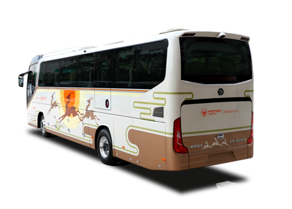 Foton AUV 6122 Intercity Bus: A New Trend-setter in the Market