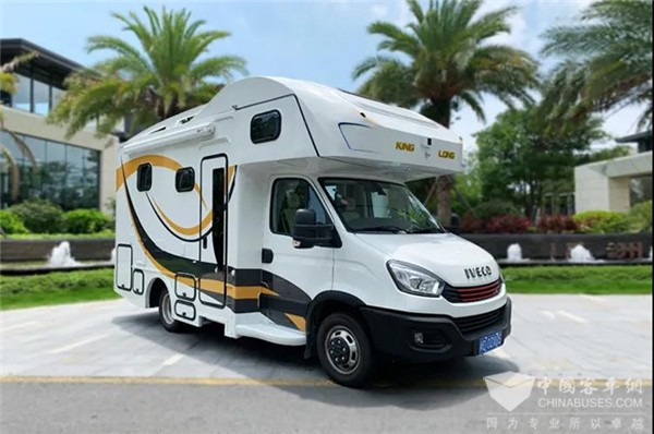 King Long Recreational Vehicle Brings New Travel Experience for People