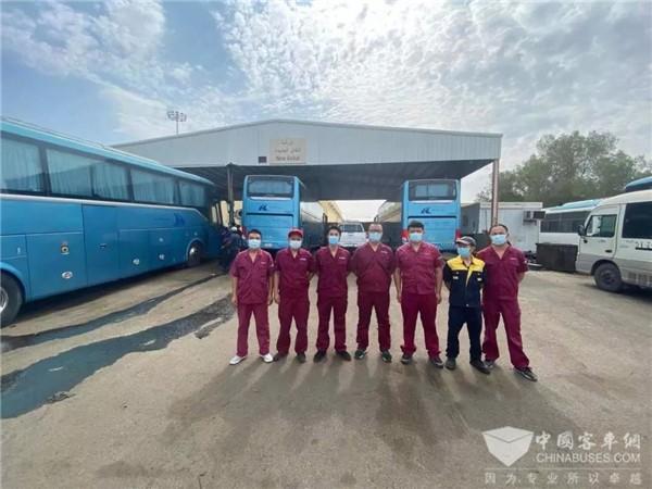 Ankai Buses Play a Vital Role in Public Transport Sector in Saudi Arabia