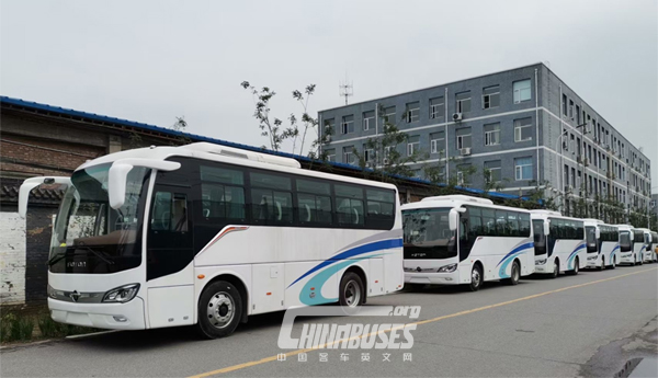 Foton AUV U8 Luxury Bus