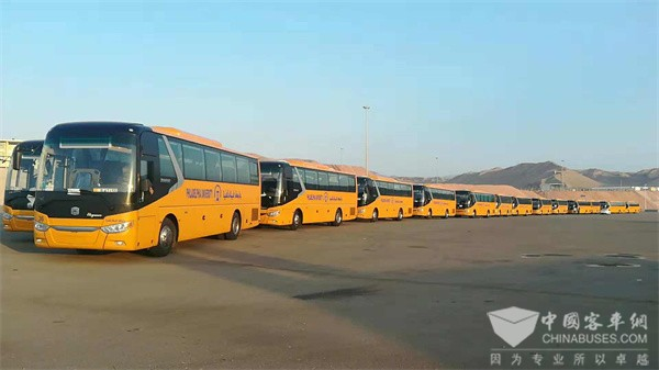 Global Strategy-Zhongtong Bus Celebrates its 50th Founding Anniversary