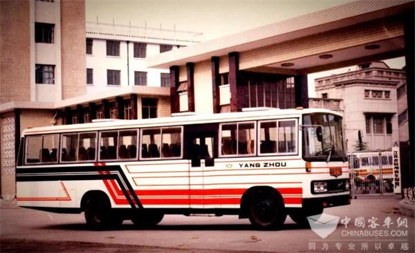 Asiastar YBL6148: A Classic Coach Model Built on Huge Success of its Predecessors