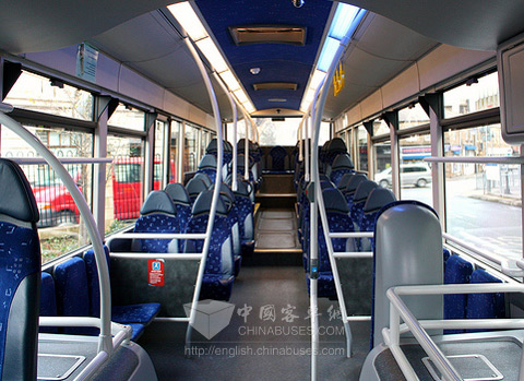 Volvo Buses Set To Serve 2010 Shanghai World Expo News