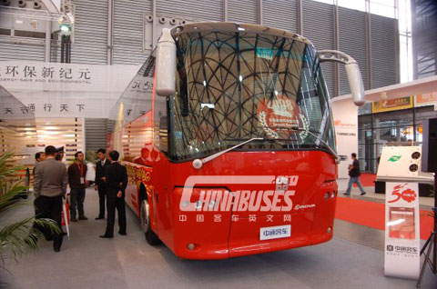 Zhongtong electric bus