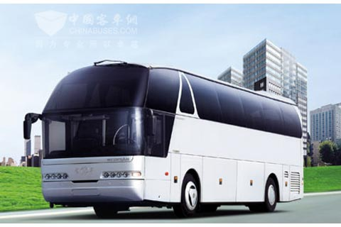 neoplan bus - YouTube
