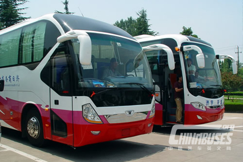 Guilin Daewoo Bus Sets up Developt Objective in 2011-news-www ...