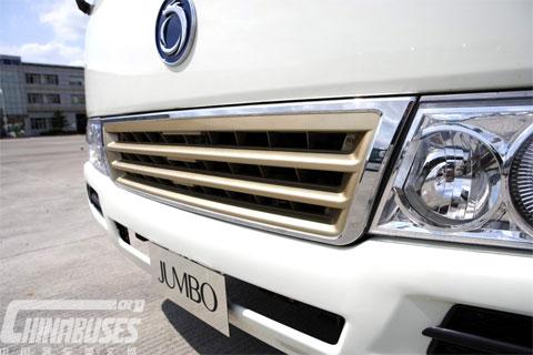 JUMBO SLK6770  front