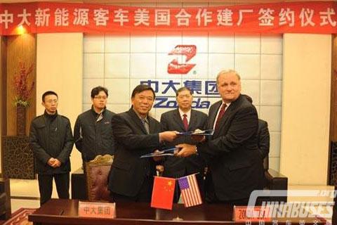Zonda Group and Zonda USA Signs an Agreement