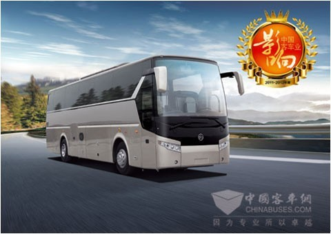 Golden Dragon XML6125 coach