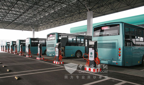 Ankai electric bus operation mileage breaks 110,000 km ...