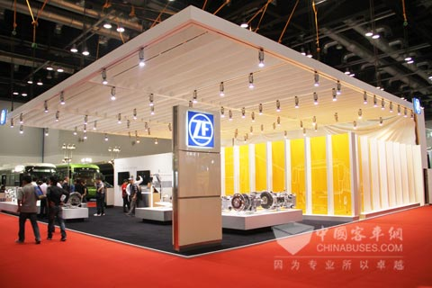 ZF New Products for Commercial Vehicles Debut in Beijing-news-www