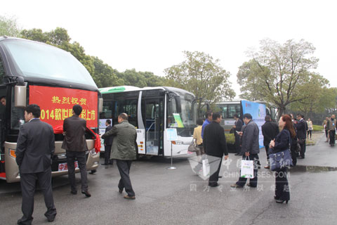 Zhongtong Bus Launches Blue Sky Users' Experience Plan