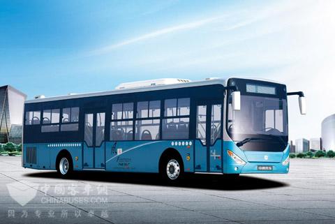 Zhongtong LCK6122PHEV