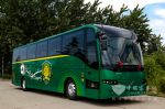 Silver Volvo9300 Buses Start Serving Beijing Guoan Football Club