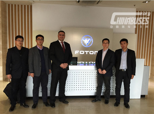 Chinabuses.org Helps Foton Win a Large Deal from Saudi Arabia