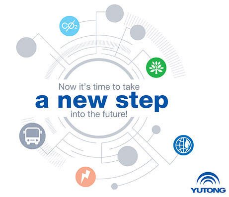 Yutong:Take a New Step into the Future