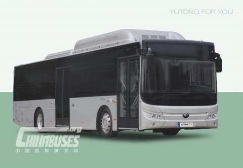 Yutong E12 Full Electric Bus LF. Respire!