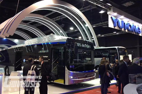 Yutong Pursues its Dream and Glory for Made-in-China Buses in Europe