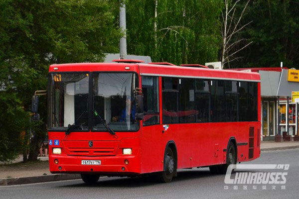 Allison Helps Russian Bus Fleet Reduce Fuel Consumption by 11 Percent
