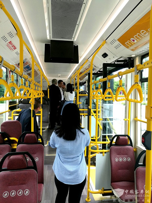 40 Units Higer Buses Start Operation in Macau