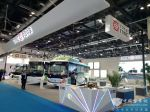 CRRC Times Electric Shines at 2016 IEEV China