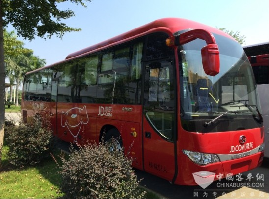 King Long Buses Provide Alternative to and from Work