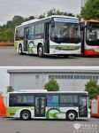 CRRC Times Electric 8-Meter C08L Brings New Fresh Air