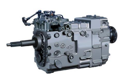 Qijiang Synchromesh Transmission S8-180