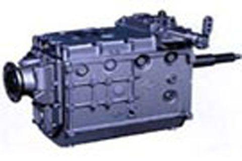 Qijiang Synchromesh-Transmission-S6