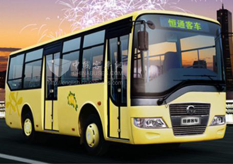 Hengtong Bus CKZ6760D