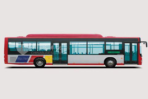 Huanghai Bus DD6129S01