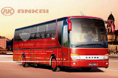 Ankai Bus HFF6121K35