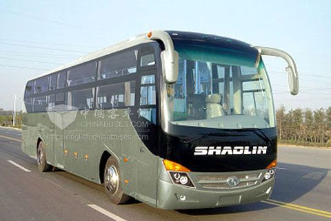 Shaolin Bus SLG6120CWE