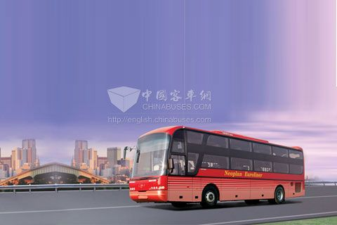 Youngman Bus JNP6128W