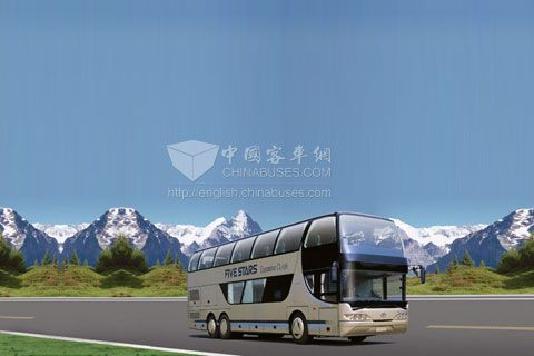 Youngman Bus JNP6127S