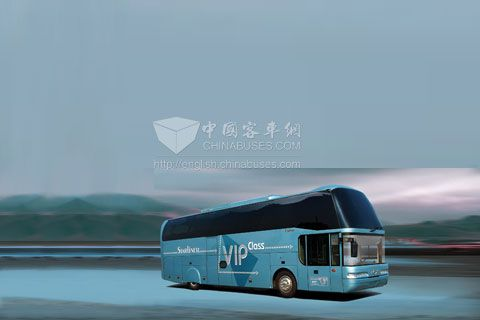 Youngman Bus JNP6127F