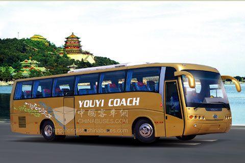 Youyi Bus ZGT6121DH