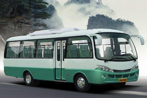 Youyi Bus ZGT6742D