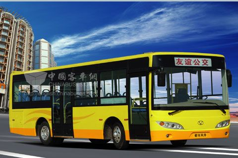 Youyi Bus ZGT6910DH+YC6J210-20 engine