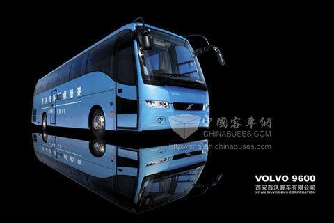Silver Bus 9600