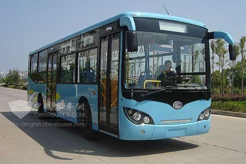 Shangrao Bus SR6101GH